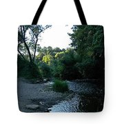 Creekbed Tote Bag