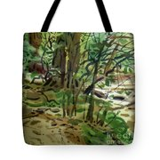 Creekside II Tote Bag