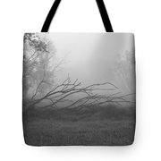 Creeping Branches Tote Bag