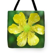 Creeping Buttercup Tote Bag