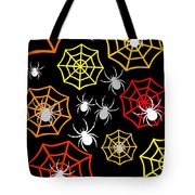 Creepy Crawlers Tote Bag
