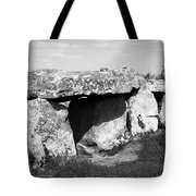 Creevykeel Court Cairn County Sligo Ireland Tote Bag
