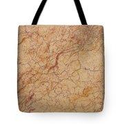 Crema Valencia Granite Tote Bag