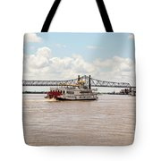 Creole Queen New Orleans Tote Bag