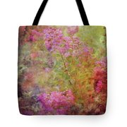 Crepe Garden 1776 Idp_2 Tote Bag