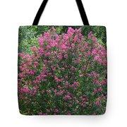 Crepe Myrtle Tree 2 Tote Bag