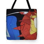 Crescendo One Tote Bag
