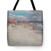 Crescent Beach, Myrtle Beach Tote Bag