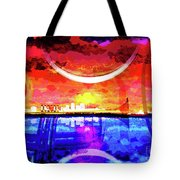 Crescent City Tote Bag