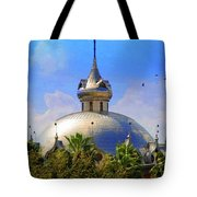 Crescent Of The Dome Tote Bag