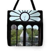 Crescent Window Tote Bag
