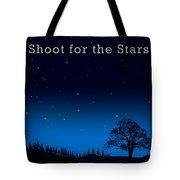 Cresent Moon Tote Bag