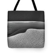 Crest 2 Bw  Tote Bag