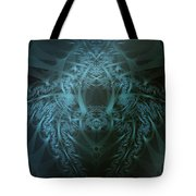 Crested Tote Bag