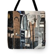Crested Butte In The 80's Tote Bag