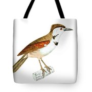 Crested Rustic 2 Tote Bag