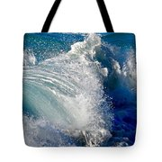 Cresting Wave Tote Bag