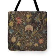 Crewel Embroidery For Chair Seat Tote Bag