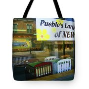 Cribs To Cars Tote Bag