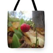 Crimson Berry Tote Bag