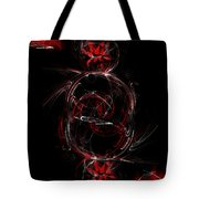 Crimson Dream Tote Bag