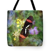 Crimson Longwing Butterfly 8231 Idp_2 Tote Bag