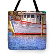 Crimson Tide Tote Bag