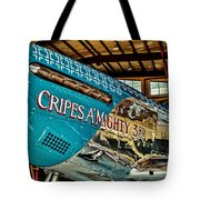 Cripes Almighty Tote Bag