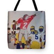 Cris Carter - Ohio State Tote Bag