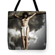 Crista En 3d Tote Bag