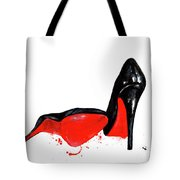 97cb0023ec10 Cristian Louboutin Shoes 1 Painting by Green Palace