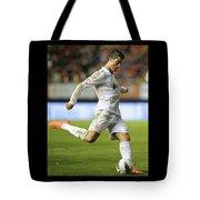 Cristiano Ronaldo 2 Tote Bag