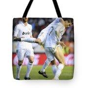 Cristiano Ronaldo 3 Tote Bag