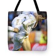 Cristiano Ronaldo 5 Tote Bag