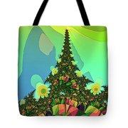 Cristmas Tree 2 Tote Bag