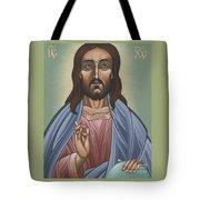 Cristo Pantocrator 175 Tote Bag