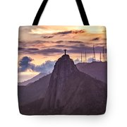 Cristo Redentor - Christ The Redeemer Tote Bag