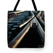 Critical Point Tote Bag