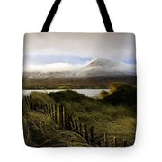 Croagh Patrick, County Mayo, Ireland Tote Bag by Peter McCabe