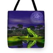 Croak Tote Bag