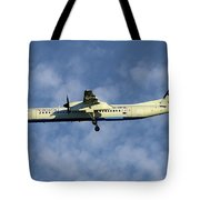 Croatia Airlines Bombardier Dash 8 Q400 Tote Bag
