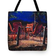 Croatia Fisherman Restaurant Tote Bag