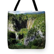 Croatias Wonders Tote Bag