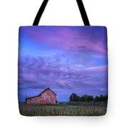 Crocheron Skies Tote Bag