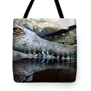 Crocodile X2 Tote Bag