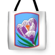 Crocus Too Tote Bag