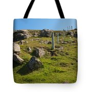Crofters Fence Tote Bag
