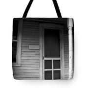 Crooked Door Tote Bag