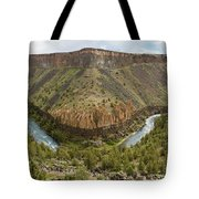Crooked River Gorge Tote Bag