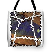 Crooked Roads Tote Bag